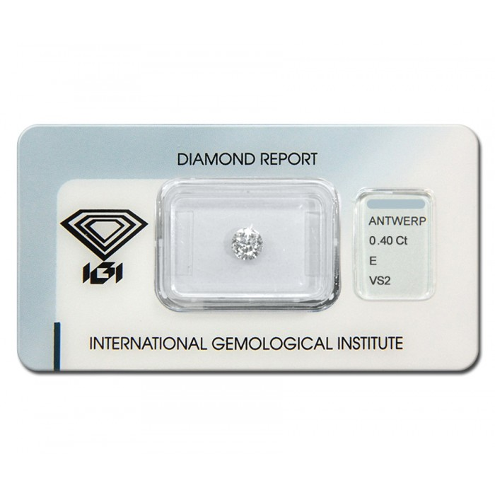 Diamante 0,40ct