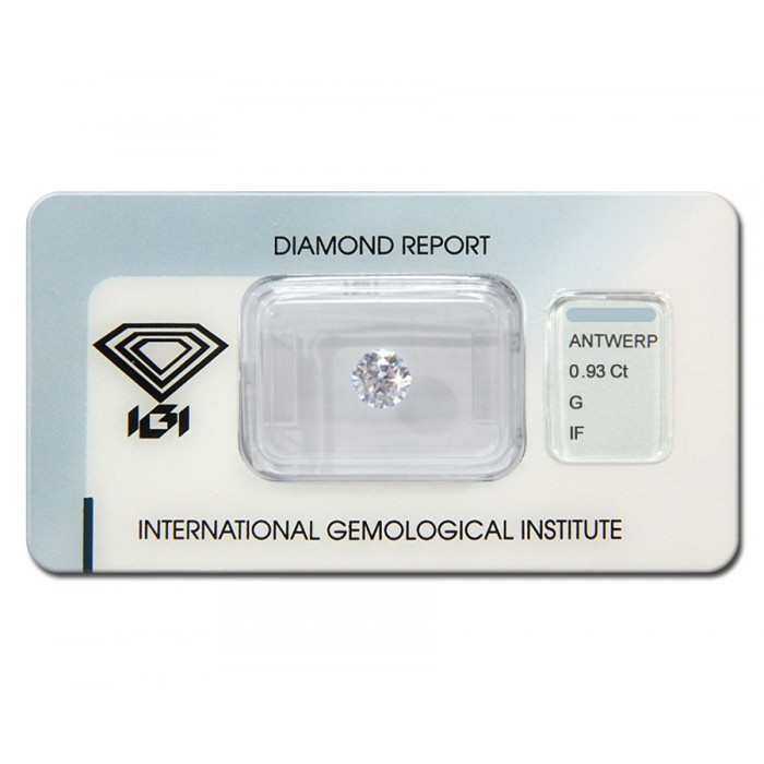 Diamante 0,93ct