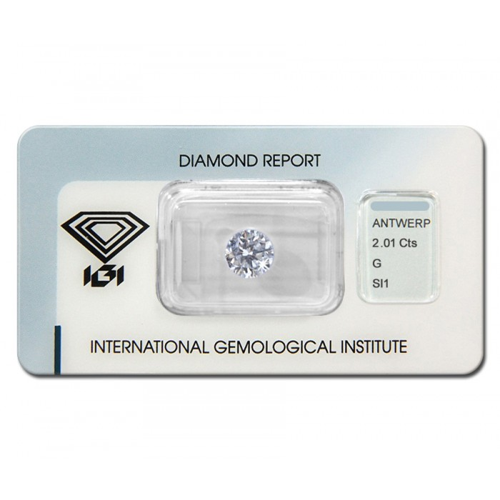 Diamante 2,01ct