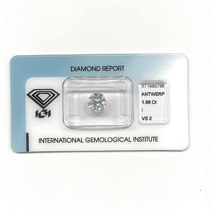 DIAMANTE 1,88 I VS2