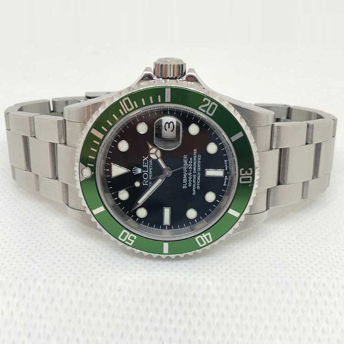 SUBMARINER GHIERA VERDE FAT FOUR